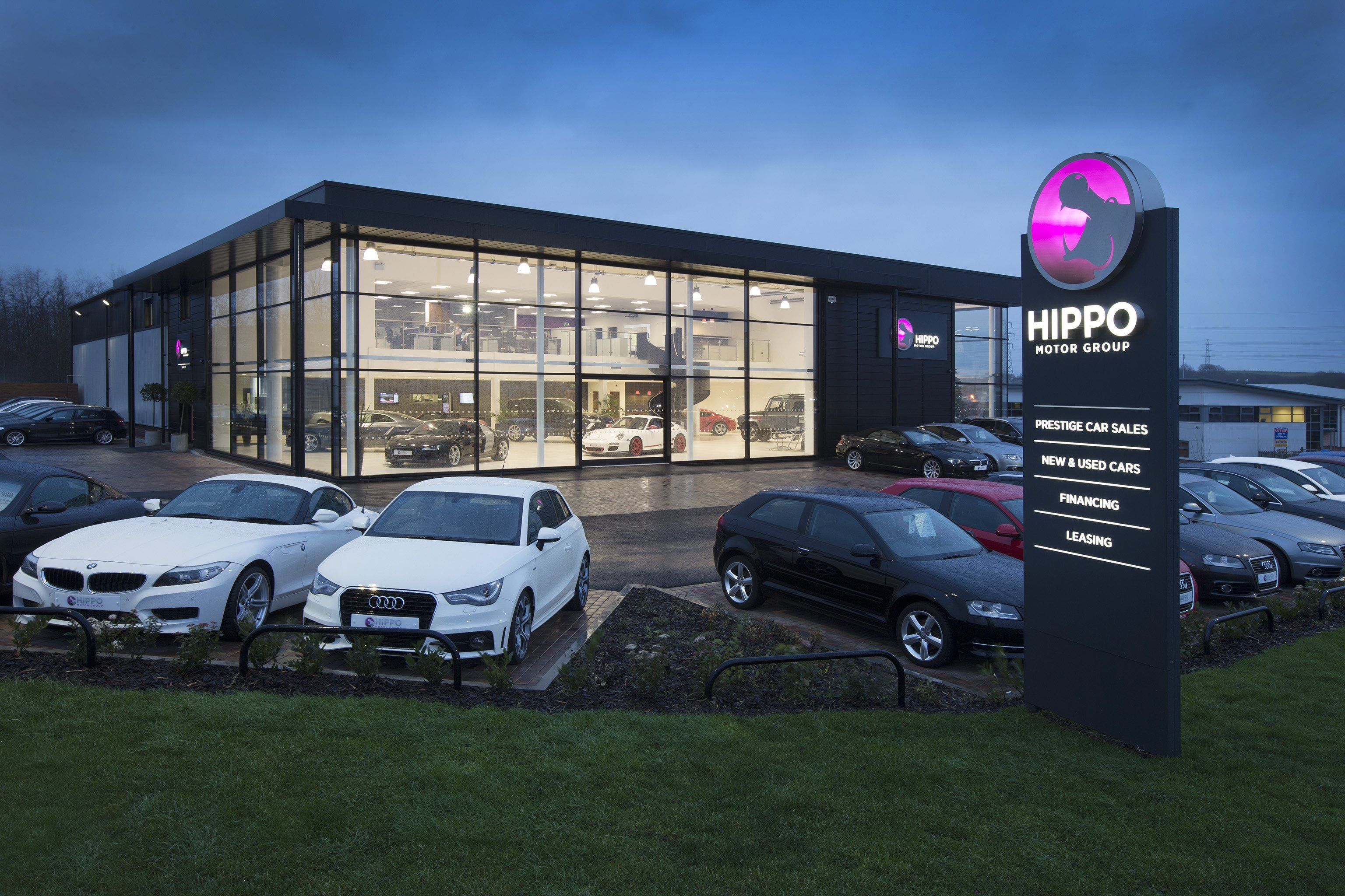 Hippo Leasing | The UK's Leading Car Leasing Specialists