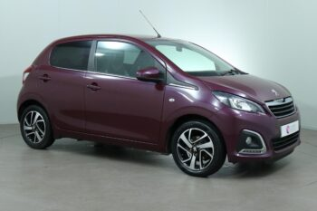 Short Term PEUGEOT 108 1.0 Active 5dr
