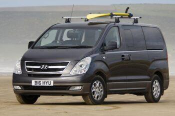 Short Term Hyundai I800 Estate 2.5 CRDi SE 5dr Business Lease