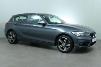 Short Term BMW 1 SERIES 118i [1.5] Sport 3dr Step Auto