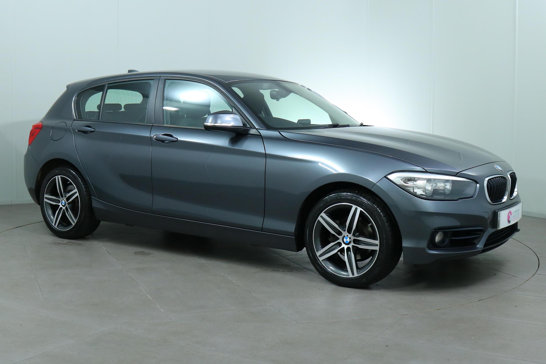 Short Term BMW 1 SERIES 118i [1.5] Sport 3dr Step Auto