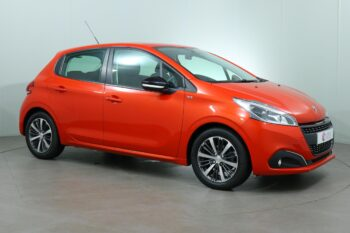 Short Term PEUGEOT 208 1.5 BlueHDi Active 5dr