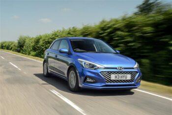 Short Term Hyundai i20 1.2 MPi SE 5DR Business Lease
