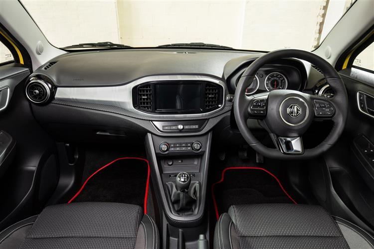 MG Motor UK  MG3