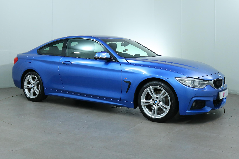 Short Term BMW 4 SERIES 418d M Sport 5dr