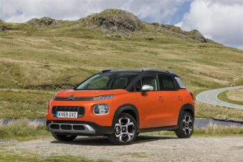 Short Term Citroen C3 Aircross 1.2 PureTech 110 Flair 5dr [6 Speed]
