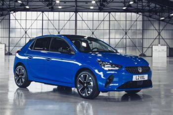 Short Term Vauxhall Corsa 1.4 Sport 5dr [AC] Business Lease