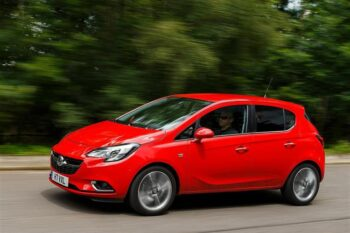 Short Term Vauxhall Corsa [1.4] SRi NAV 5dr