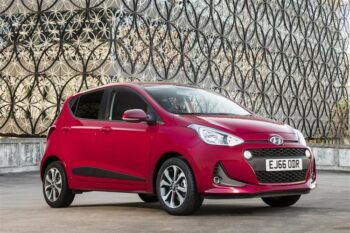 Short Term Hyundai i10 1.0 SE 5dr