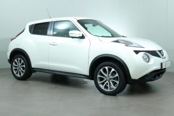 Short Term NISSAN JUKE 1.6 [112] Acenta 5dr