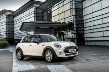 Short Term Mini Hatchback 1.5 Cooper Exclusive 5dr Auto