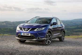 Short Term Nissan Qashqai 1.5 dCi N-Connecta 5dr