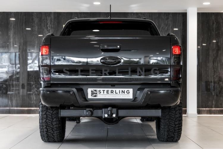 Sterling Ford  Ranger