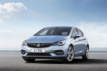 Short Term Vauxhall Astra 1.6T 16V 200 Elite Nav 5DR Business Lease