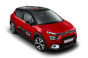 Short Term Citroen C3 PureTech 83 Flair 5dr